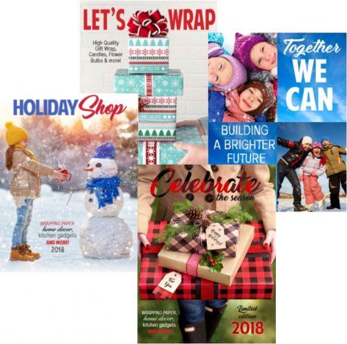 fall 18 catalogs